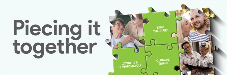 Piecing it together banner